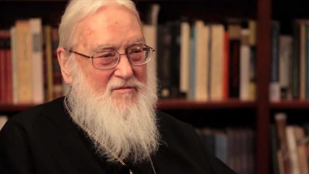 Международный институт афонского наследия поздравил с 87-летием своего почетного председателя митрополита Каллиста (Уэра)