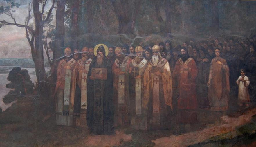 Преподобный Антоний Киево-Печерский как основатель старчества на Руси