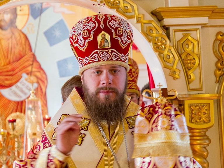 Епископ Виктор: Нас всех собрал преподобный Гавриил