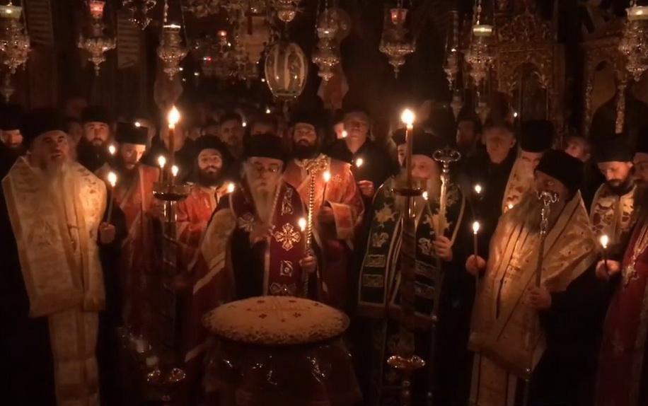 На Афоне почтили память геронды Григория (Зумиса)
