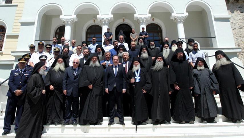 На Афоне назначен новый гражданский губернатор