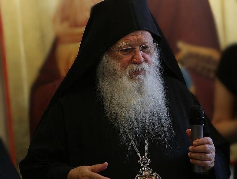 Игумен Алексий Ксенофонтский: Афон стал источником монашеского подвига на Руси