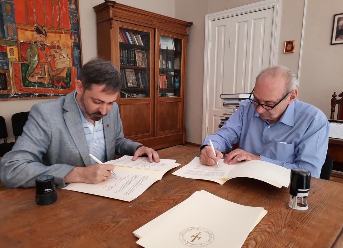 Украинские и грузинские ученые совместно будут исследовать культурно-историческое наследие Афона