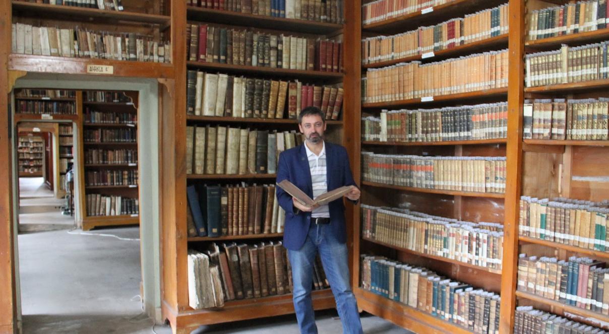 Сотрудники МИАН две недели работали в Патриаршем архиве Константинопольского Патриархата в Фанаре