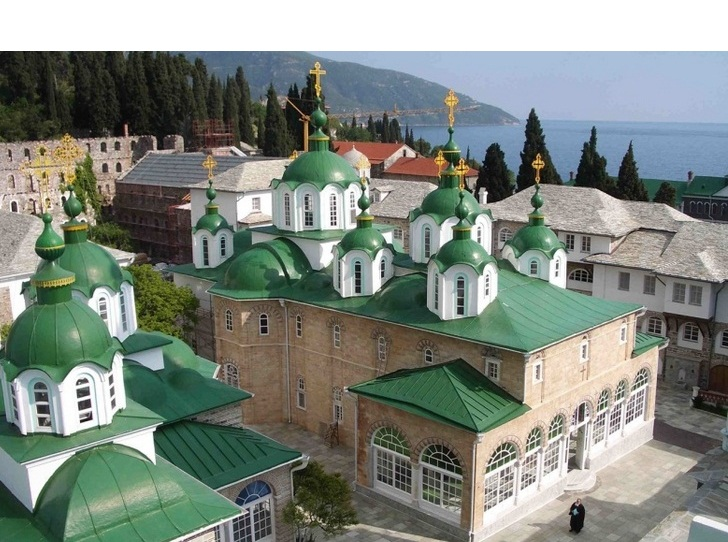 В Киеве состоится презентация новых книг об Афоне