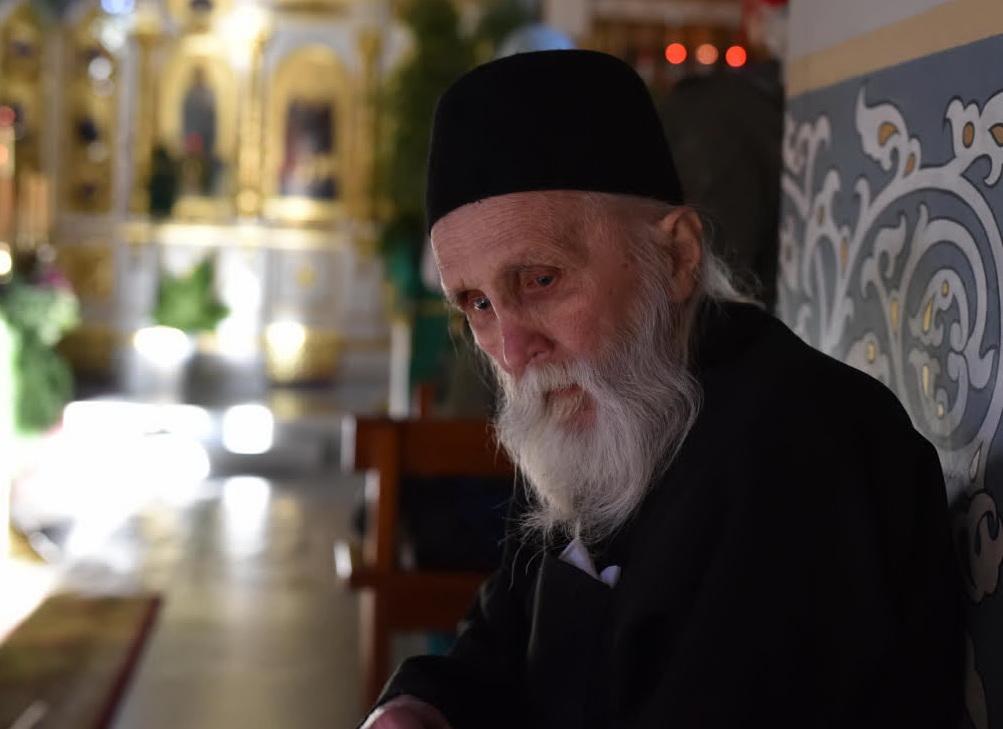 Преставился бывший игумен Афонского Ильинского скита архимандрит Серафим (Бобич)