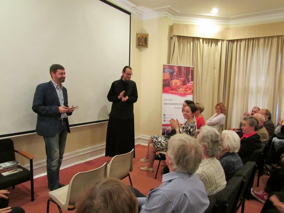 В Оксфорде прошли мероприятия, посвященные древнерусскому монашеству на Афоне