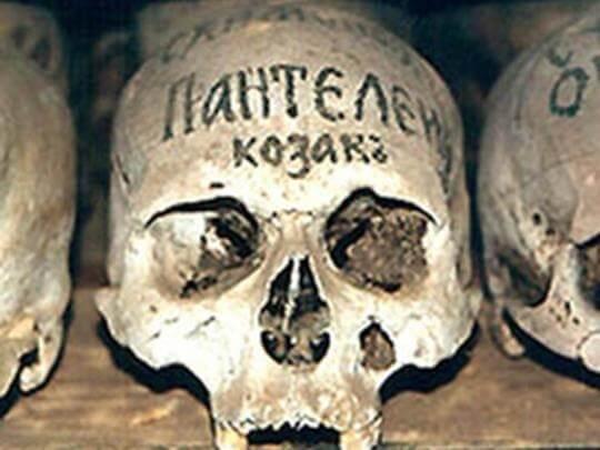 На Афоне отыскали заброшенный скит, в котором селились украинские казаки, принявшие монашество