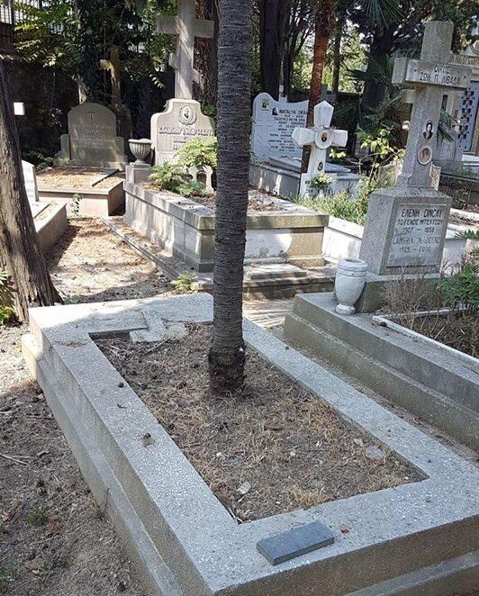 В Стамбуле обнаружили могилу священника со Львовщины, который был настоятелем афонского Ильинского скита в Стамбуле