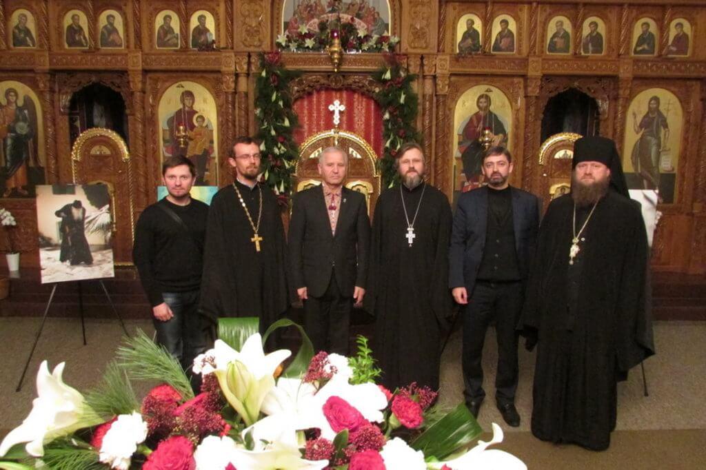 В Гамбурге прошли мероприятия, посвященные 1000-летию древнерусского монашества на Афоне