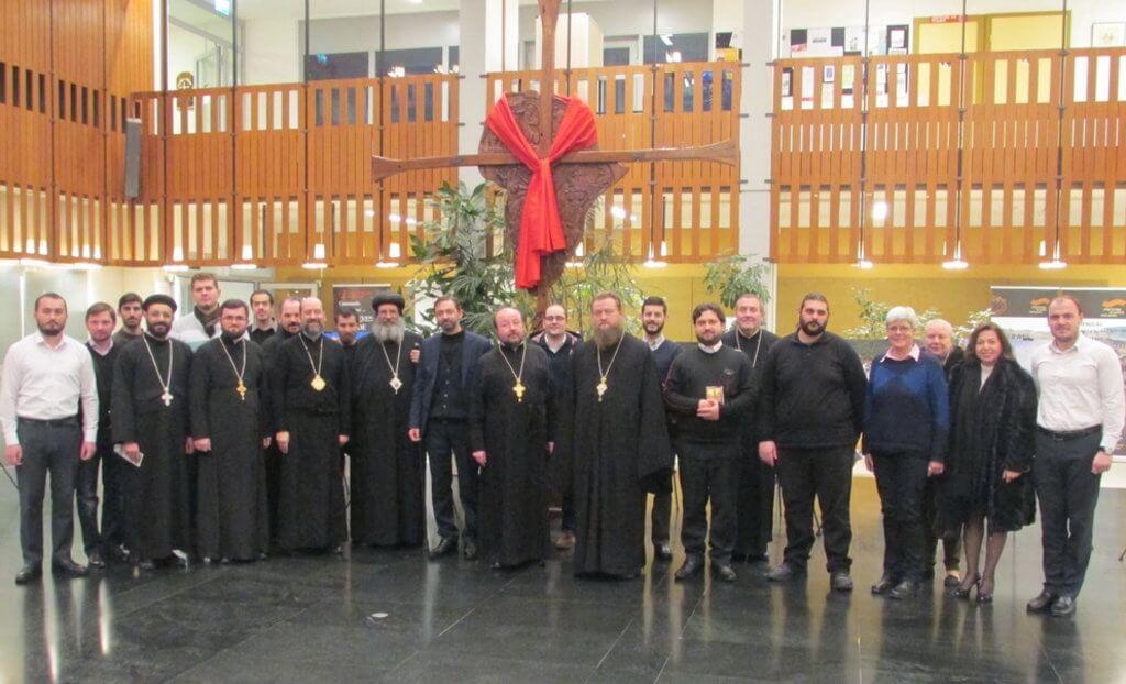 Украинское афонское наследие вызвало оживленный интерес во Всемирном совете церквей в Женеве
