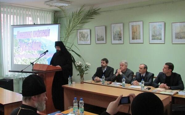Конференция «Русь и Афон: тысячелетие духовно-культурных связей» состоялась в Чернигове
