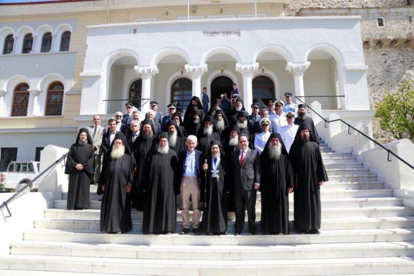На Афоне в правление на 2019 – 2020 гг. вступил новый состав Священной Эпистасии (+ ФОТО)