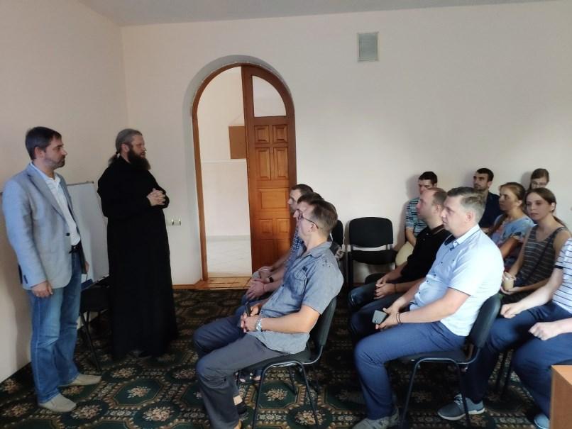 В Черновцах состоялось мероприятие, посвященное истории связей Буковины с Афоном