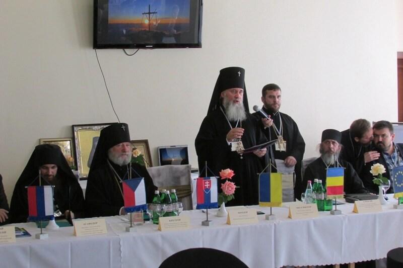 Влияние Афона на возрождение православия на Закарпатье рассмотрели на международной конференции в Мукачево