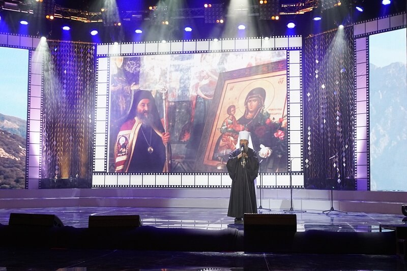 Православный кинофорум, посвященный традициям Афона, открылся в Киеве (+ФОТО)