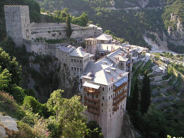 Славянское наследие монастыря святого Павла на Афоне