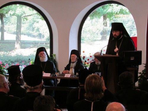 С Константинопольским и Александрийским Патриархами обсудили сотрудничество по изучению афонского наследия