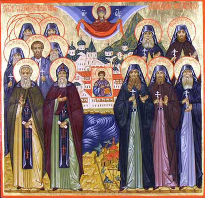 О необходимости составления мартиролога афонских новомучеников и исповедников