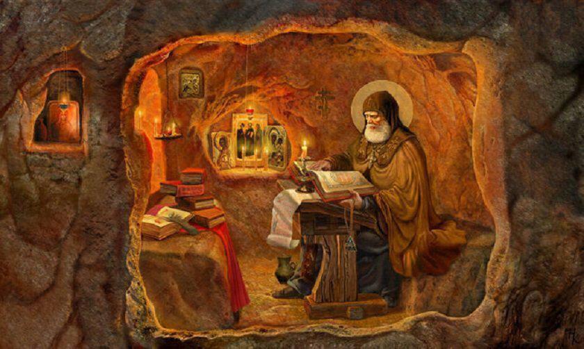 Афонский старец Иоанн Вишенский. Жизнеописание «блаженной памяти великого старца Иоанна Вишенского Святогорца». День памяти — 29 июля