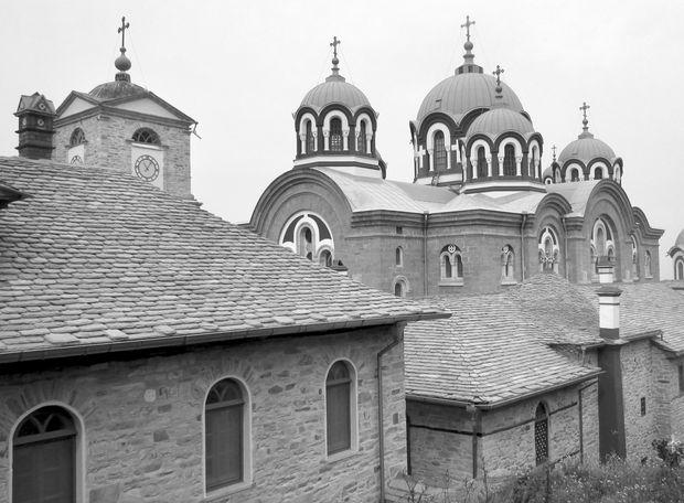 Роль Святой Горы в истории культуры и духовности Украины