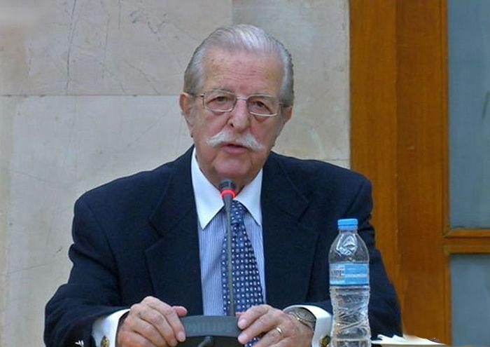 Скончался выдающийся исследователь Афона и почетный председатель Международного института афонского наследия проф. Антоний Тахиаос