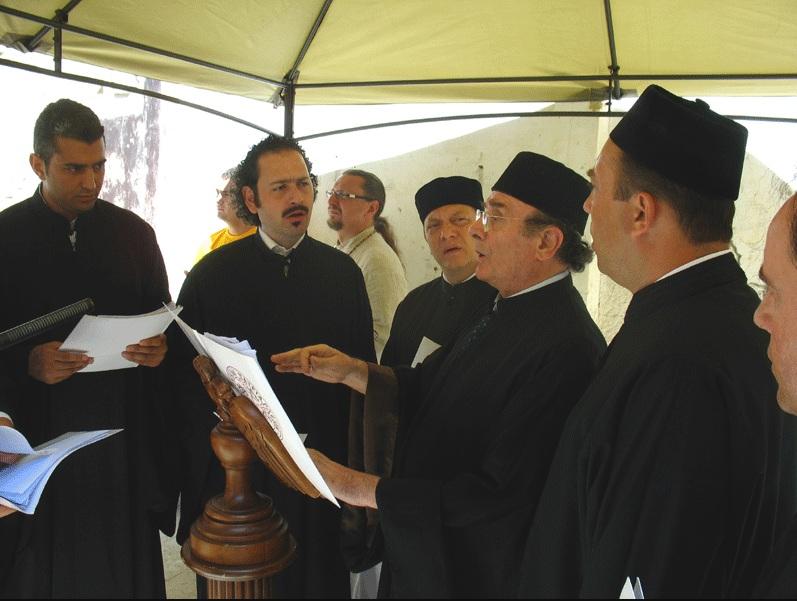 Візантійські піснеспіви внесли до списку нематеріальної культурної спадщини ЮНЕСКО