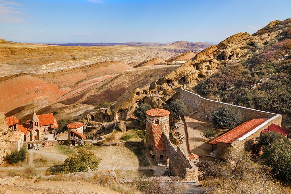 Монастырь прп. Давида Гареджийского