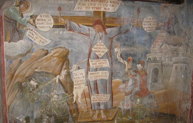 Ікони, які створювалися не для поклоніння, а для навчання та нагадування